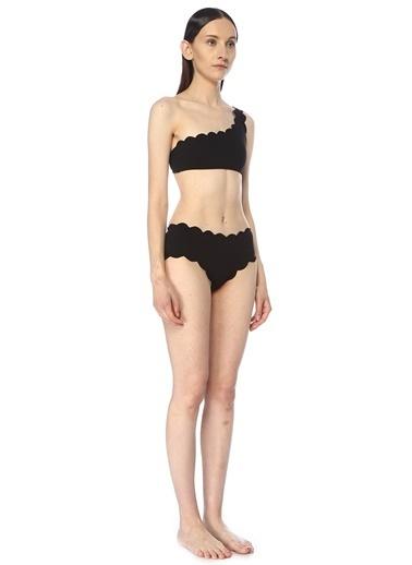 Marysia Bikini Üst Siyah